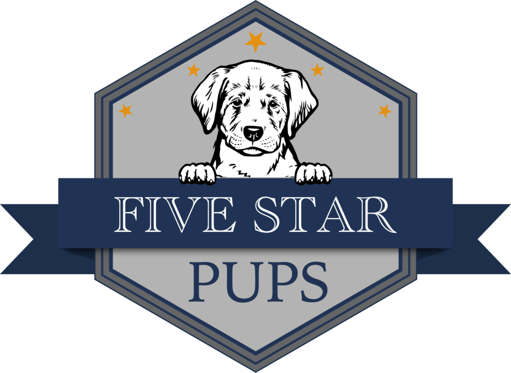 Five Star Pups Logo